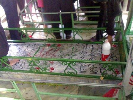 شهید سید احمد پلارک (شهیدی که قبرش همیشه بوی عطر می دهد)